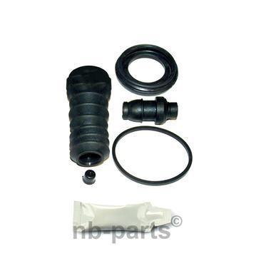 Bremssattel Reparatursatz HINTEN 45 mm Bremssystem ADVICS Rep-Satz Dichtsatz