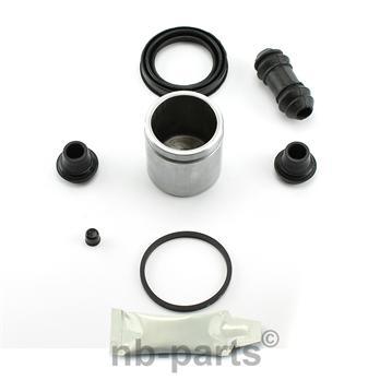 Bremssattel Reparatursatz + Kolben HINTEN 52 mm Bremssystem BOSCH Rep-Satz
