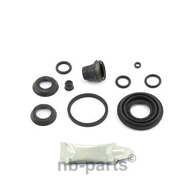 Bremssattel Reparatursatz HINTEN 39 mm Bremssystem Bosch Rep-Satz Dichtsatz
