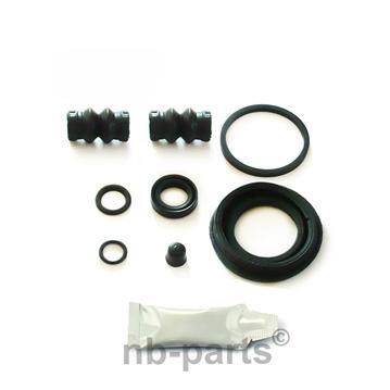 Bremssattel Reparatursatz HINTEN 43 mm Bremssystem LUCAS Rep-Satz Dichtsatz
