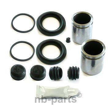 Bremssattel Reparatursatz + Kolben VORNE 48 mm Bremssystem BREMBO Rep-Satz