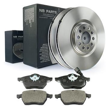 bremsscheiben bremsbel ge vorne 312mm audi s3 8l tt 8n. Black Bedroom Furniture Sets. Home Design Ideas