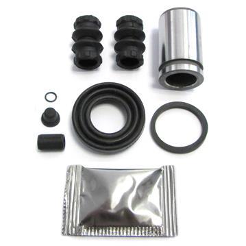 Bremssattel Reparatursatz + Kolben HINTEN 28 mm Bremssystem LUCAS Rep-Satz
