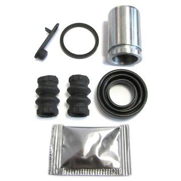 Bremssattel Reparatursatz + Kolben HINTEN 30 mm Bremssystem LUCAS Rep-Satz