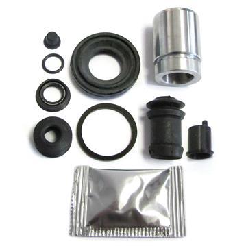 Bremssattel Reparatursatz + Kolben HINTEN 32 mm NISSINBO KOYGYO Rep-Satz