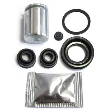 Bremssattel Reparatursatz + Kolben HINTEN 32 mm Bremssystem LUCAS Rep-Satz