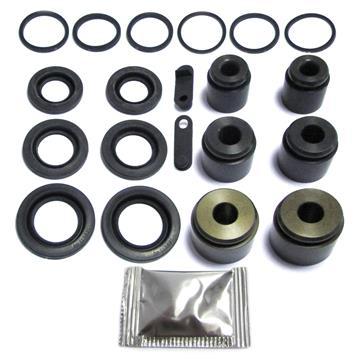 Bremssattel Reparatursatz + Kolben VORNE 34/30 mm Bremssystem BREMBO Rep-Satz