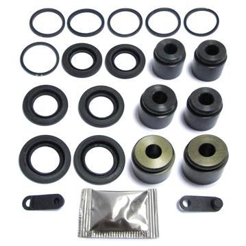 Bremssattel Reparatursatz + Kolben VORNE 34/36 mm Bremssystem BREMBO Rep-Satz