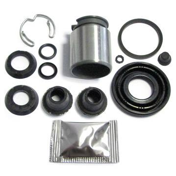 Bremssattel Reparatursatz + Kolben HINTEN 36 mm Bremssystem BOSCH Rep-Satz