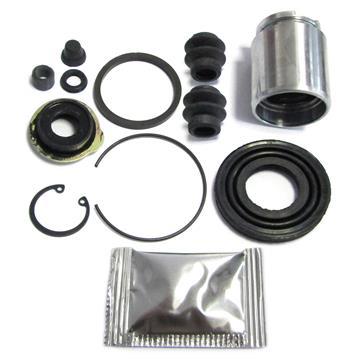 Bremssattel Reparatursatz + Kolben HINTEN 36 mm Bremssystem AKEBONO Rep-Satz