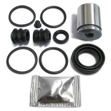 Bremssattel Reparatursatz + Kolben HINTEN 36 mm Bremssystem LUCAS Rep-Satz