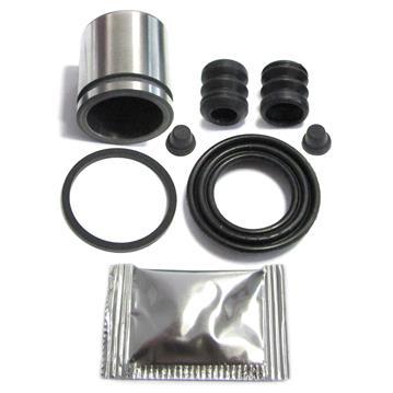 Bremssattel Reparatursatz + Kolben HINTEN 38 mm Bremssystem LUCAS Rep-Satz