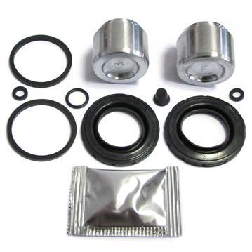 Bremssattel Reparatursatz + Kolben HINTEN 38 mm Bremssystem BENDIX Rep-Satz