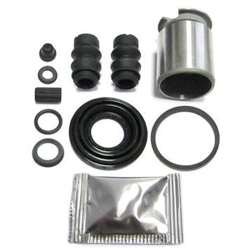 Bremssattel Reparatursatz + Kolben HINTEN 38 mm Bremssystem BOSCH Rep-Satz