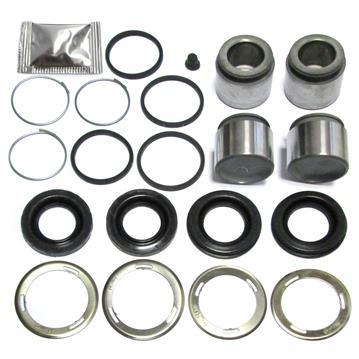 Bremssattel Reparatursatz + Kolben VORNE 40/44 mm Bremssystem LUCAS Rep-Satz