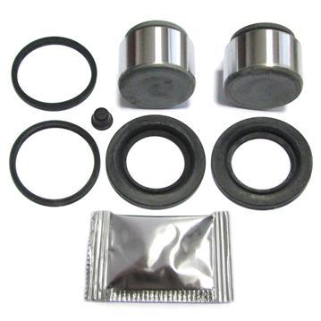 Bremssattel Reparatursatz + Kolben HINTEN 40 mm Bremssystem BREMBO Rep-Satz