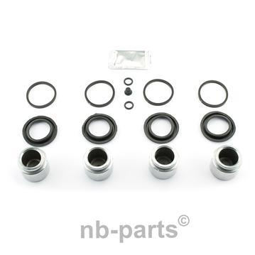 Bremssattel Reparatursatz + Kolben VORNE 42 mm Bremssystem BREMBO Rep-Satz