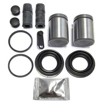 Bremssattel Reparatursatz + Kolben VORNE 42 mm Bremssystem ATE Rep-Satz