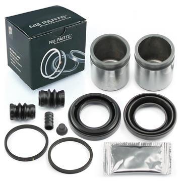 Bremssattel Reparatursatz + Kolben VORNE 43 mm Bremssystem NISSAN Rep-Satz