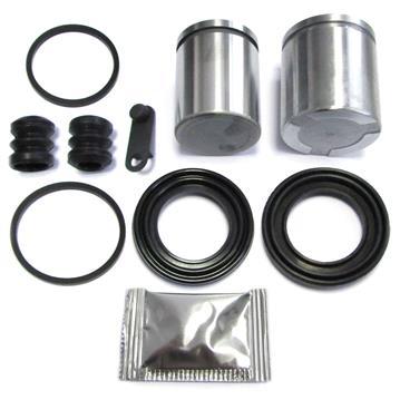 Bremssattel Reparatursatz + Kolben VORNE 43 mm Bremssystem LUCAS Rep-Satz