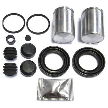 Bremssattel Reparatursatz + Kolben HINTEN 44 mm Bremssystem BREMBO Rep-Satz