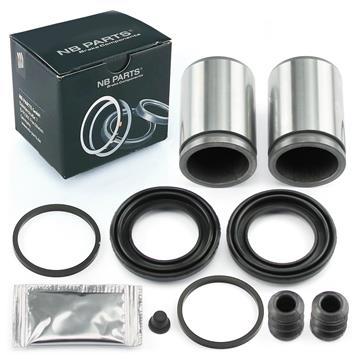 Bremssattel Reparatursatz + Kolben VORNE 44 mm Bremssystem PERROT Rep-Satz