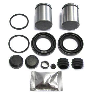 Bremssattel Reparatursatz + Kolben VORNE 44 mm Bremssystem BREMBO Rep-Satz