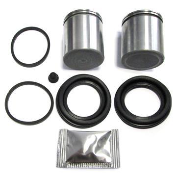 Bremssattel Reparatursatz + Kolben VORNE 45 mm Bremssystem BENDIX Rep-Satz
