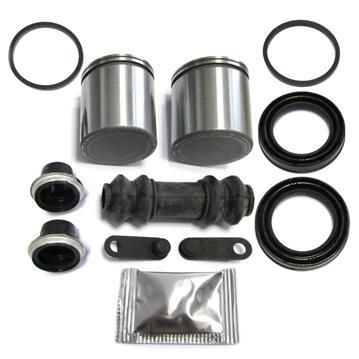 Bremssattel Reparatursatz + Kolben VORNE 45 mm Bremssystem BOSCH Rep-Satz