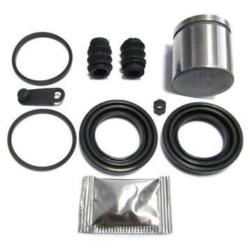 Bremssattel Reparatursatz + Kolben VORNE 45 mm Bremssystem MANDO Rep-Satz
