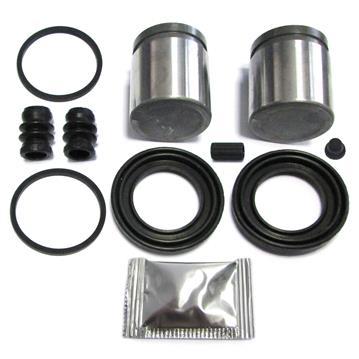Bremssattel Reparatursatz + Kolben VORNE 45 mm Bremssystem NISSAN Rep-Satz