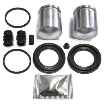 Bremssattel Reparatursatz + Kolben VORNE 46 mm Bremssystem NISSAN Rep-Satz