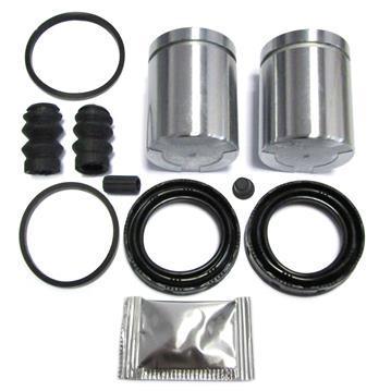 Bremssattel Reparatursatz + Kolben VORNE 48 mm Bremssystem BOSCH Rep-Satz