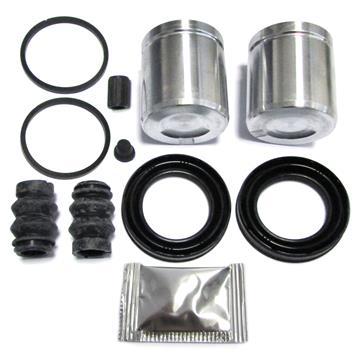 Bremssattel Reparatursatz + Kolben VORNE 48 mm Bremssystem KELSEY-HAYES Rep-Satz