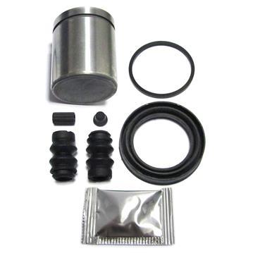 Bremssattel Reparatursatz + Kolben HINTEN 51 mm Bremsystem BOSCH Rep-Satz