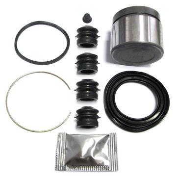 Bremssattel Reparatursatz + Kolben VORNE 60 mm Bremssystem ASCO Rep-Satz