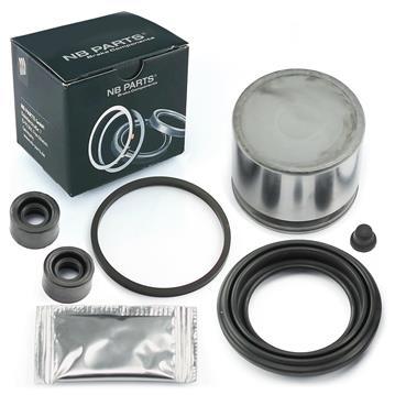 Bremssattel Reparatursatz + Kolben VORNE 60 mm Rep-Satz Dichtsatz