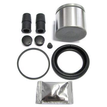 Bremssattel Reparatursatz + Kolben VORNE 60 mm Bremssystem ATE Rep-Satz
