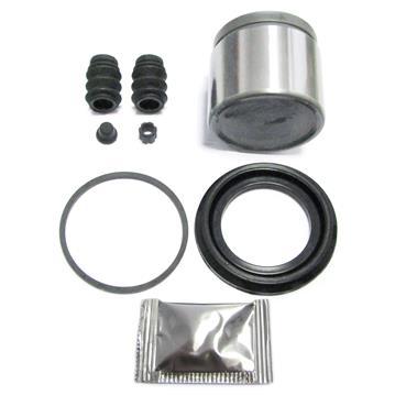Bremssattel Reparatursatz + Kolben VORNE 60 mm Bremssystem MANDO Rep-Satz