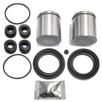 Bremssattel Reparatursatz + Kolben VORNE 60 mm Bremssystem BREMBO Rep-Satz