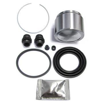 Bremssattel Reparatursatz + Kolben VORNE 64 mm Bremssystem AKEBONO Rep-Satz