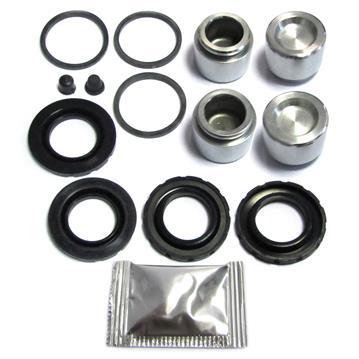 Bremssattel Reparatursatz + Kolben HINTEN 36 mm Bremssystem ATE Rep-Satz