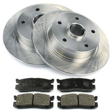 Ford Probe II 2 Bremsbeläge Bremsklötze für hinten die Hinterachse*