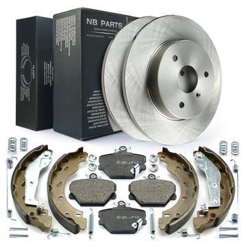 bremsscheiben bremsbel ge vorne bremsbacken zubeh r. Black Bedroom Furniture Sets. Home Design Ideas