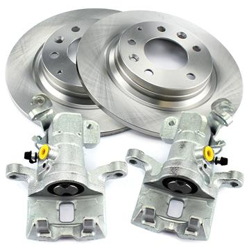 2x BREMSSATTEL bremszange depósito libre delantero Mazda 6 GG Gy año 08.02-08.07